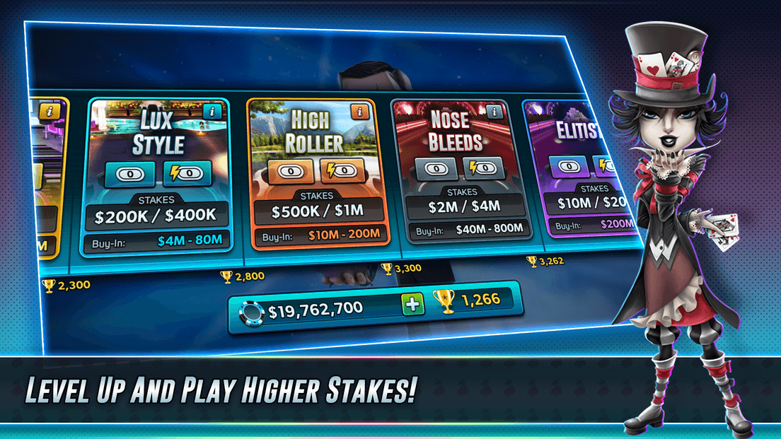 HD Poker Mobile